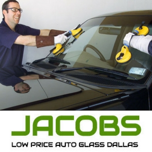 Jacobs Low Price Auto Glass Windshield Replacement Dallas